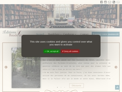 Les Editions Baudelaire