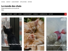 Chats Monde