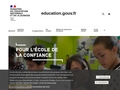 Site de l'Education Nationale