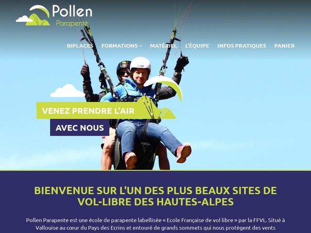 Pollen Parapente