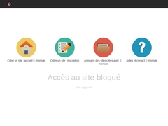 Syndrome de West, l'avenir inconnu
