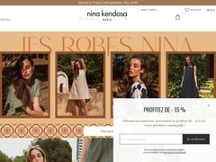 Nina Kendosa - Prêt a porter femme