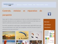 Parapente révision, contrôle, réparation