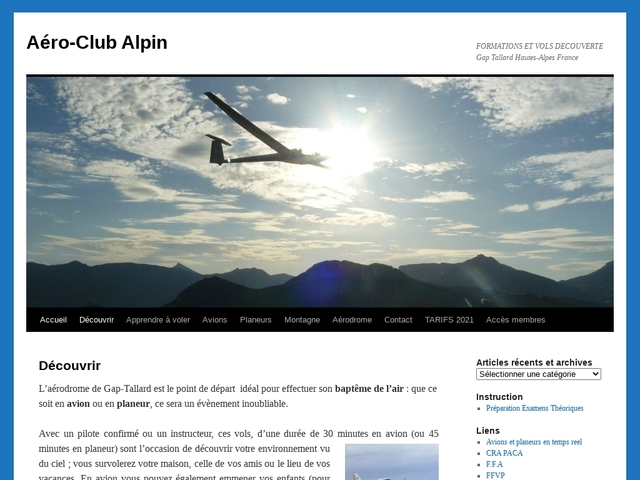 Aéroclub Alpin