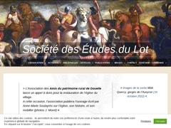 La Société des études du Lot