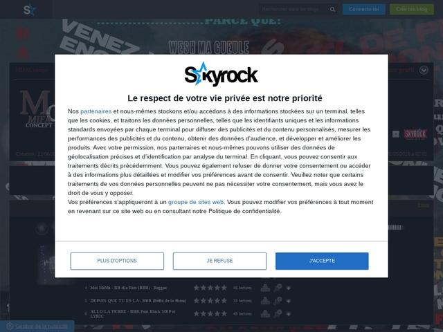 Notre SkyBlog Musique