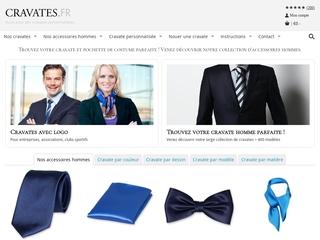 Cravates Hommes