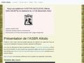 Page d'accueil de l'ASBR AIKIDO (Nantes sud)