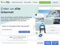 Site Gratuit - Creation de votre site internet gratuitement - CMonsite