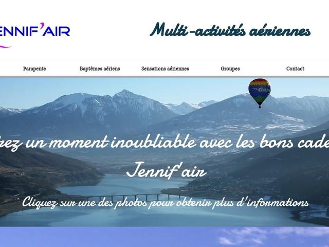 JENNIF'AIR - Ecole de parapente d'Embrun