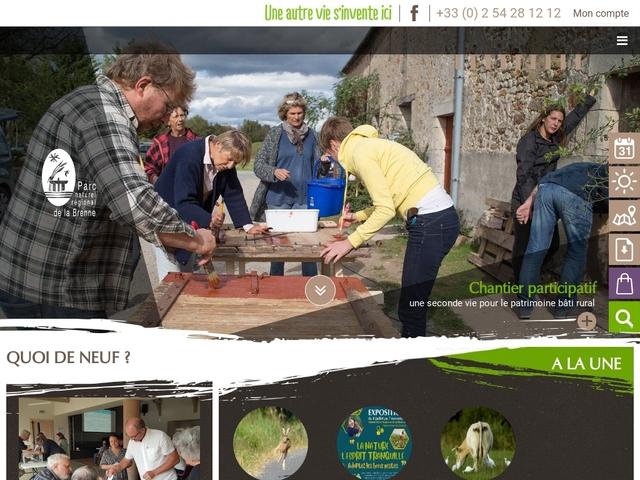 Le Parc naturel régional de la Brenne Indre