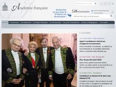 Dictionnaire de l'Académie française, 9e édition