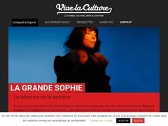 Vive la Culture !