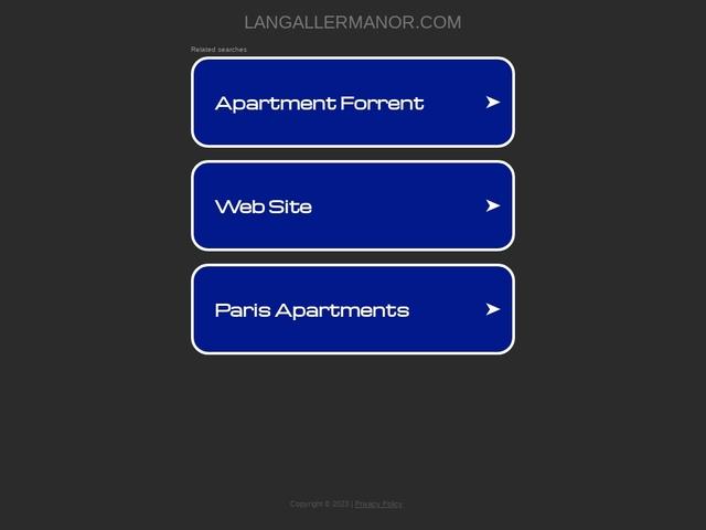 Langaller manor house - Langaller - Taunton - TA2 8DA