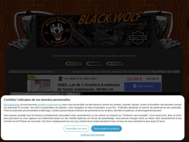 BLACK WOLF FESTIVAL Le Tréport ( 76 )