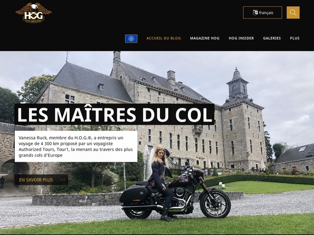 The Harley Owners Group Blog