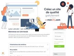 LSCI Social - Le meilleur des réseaux sociaux du web 2.0 !