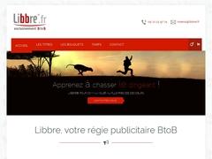 Libbre, la régie publicitaire BtoB qui cib..