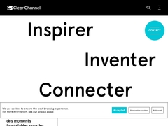 Bus - Clear Channel France