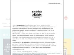Les Echos Media - Régie Les Echos