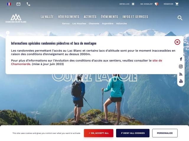 Chamonix Mont Blanc: