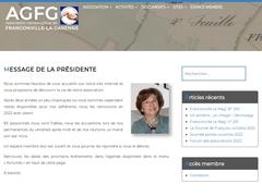 Association Généalogique de Franconville-la-Garenne