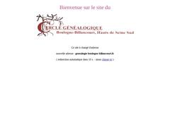 Cercle Généalogique Boulogne-Billancourt & Haut-de-Seine-sud