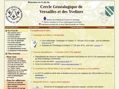 Cercle Généalogique de Versailles et des Yvelines