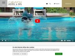 Hôtel Carayou & Spa Martinique : Martinique Hotel - Trois Ilets Hotels