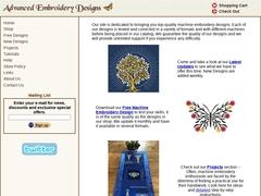 Advanced Embroidery Designs