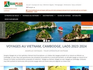 Asiaplus Voyages Vietnam