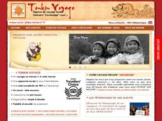 Tonkin Voyages - Agence de voyage au Vietnam