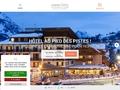 Grand Hotel de Valloire et du Galibier – Hotel de charme Valloire