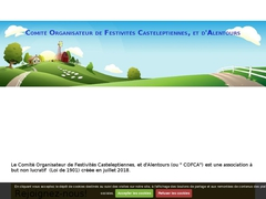 Comité des fêtes de Château sur Epte dans l'Eure