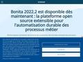 Gestion de processus métier (BPM) Open Source et Workflow : BonitaSoft