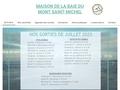 Maison de la baie du Mont Saint Michel