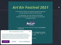 Art Air Festival en Auvergne !