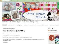 Chatter box quilts