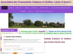 Le site de l'ATCF région Centre et du FAM Résidence Algira