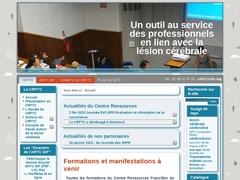 Site du Centre Ressources Francilien du Traumatisme Crânien