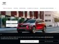 Cadillac France | Voitures de luxe, berlines et SUV
