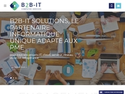 B2B-IT Solutions Informatique