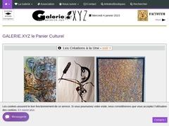 Em'Art-Emmanuelle Baudry chez Galerie XYZ