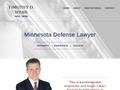 Criminal Defense Lawyer Minnesota