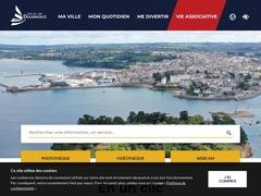 Ville de Douarnenez Site web de la Mairie de Douarnenez