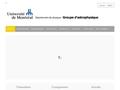 Groupe d'astrophysique de UdeM