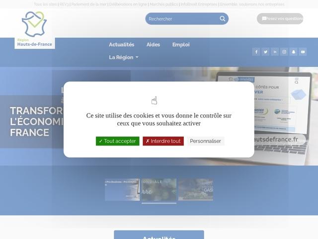 Région Hauts-de-France - Le site officiel de votre Région