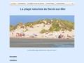 La plage naturiste de Berck-sur-Mer