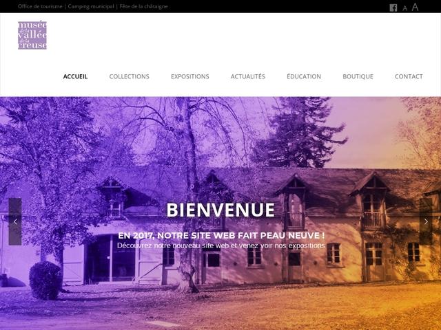 Le Musée de la Vallée de la Creuse