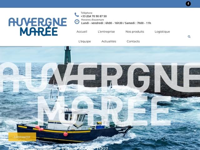 AUVERGNE MAREE